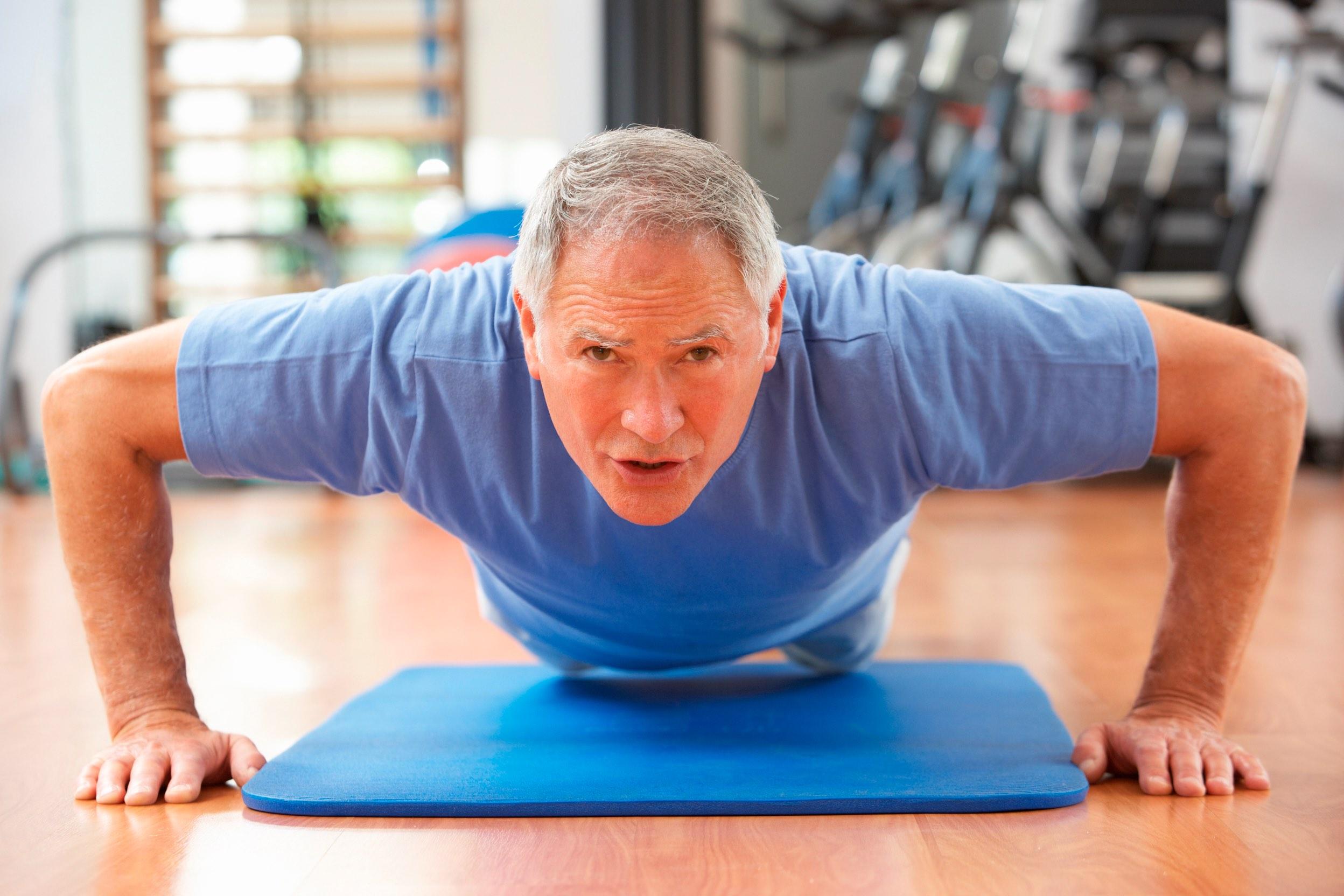 Regelmäßiges Training verlangsamt Fortschreiten von Parkinson