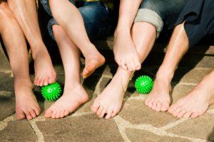 Warum gesunde Füße auch für den Rücken wichtig sind