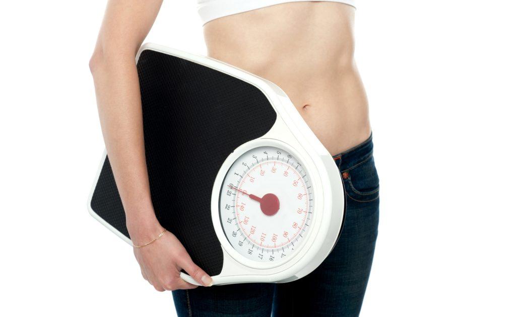 regelmäßig Sport und Gewichtsmanagement