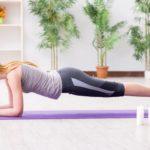 Planks 3 x 10 bis 20 sec
